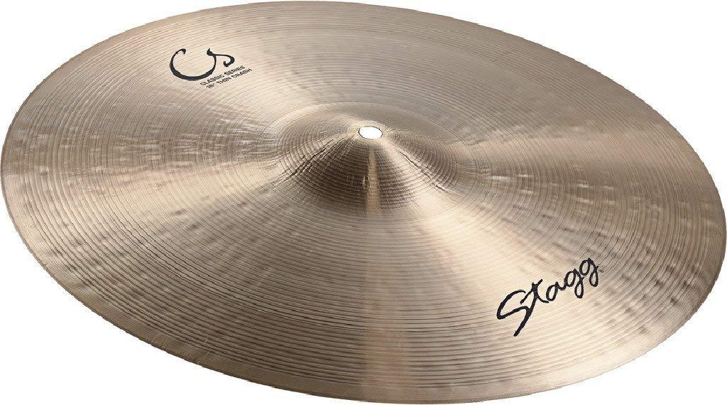 Stagg CS-CT19 19-Inch Classic Thin Crash Cymbal