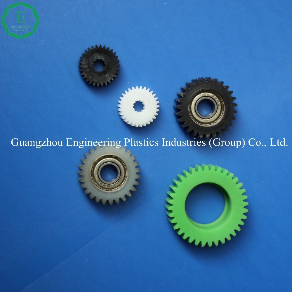 Hot sale plastic gears nylon gear small plastic toy gears