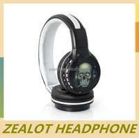 New Products! ON-Ear Stereo Earphone & Headphone for PC MP3 MP4 iPod iPhone iPad Tablet