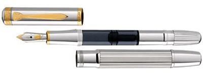 Pelikan Majesty Sterling Silver Fountain Pen