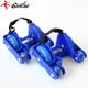 flashing roller single wheel skates with colorful lights