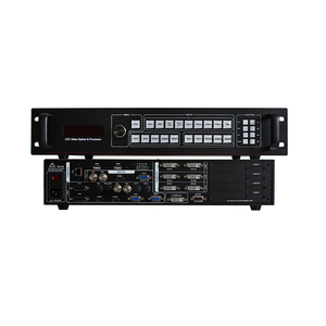 engineering used ams-sc359 splice video processor for led video screen