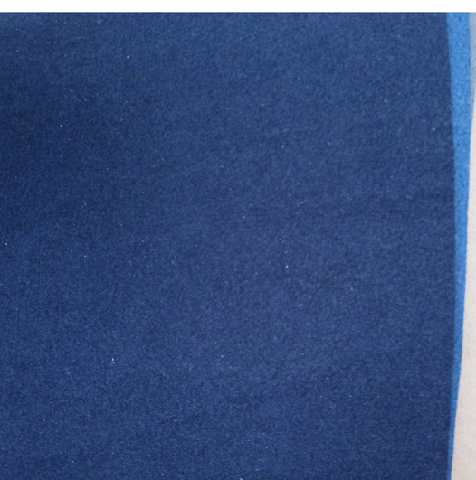 suede lining for shoe bag