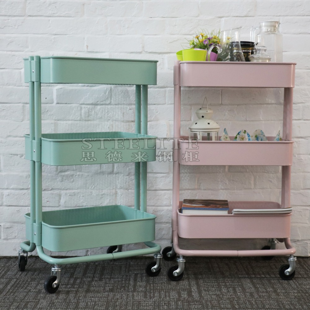 Metal Folding Kitchen Trolley, Metal Folding Kitchen Trolley ...