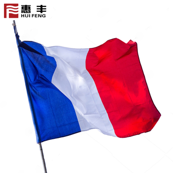 Custom  National Flag Color Red White Blue Holiday Flags 3X5 , Flag of France