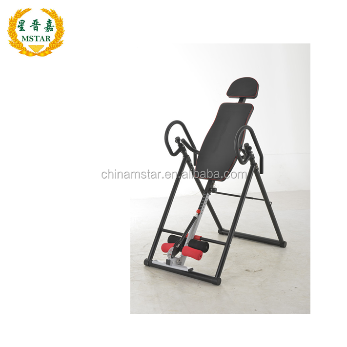 bodybuilding machine fitness electrical gym equipment automatic electric inversion table