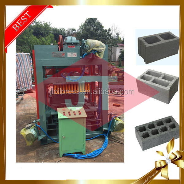 China best manufacturer of hollow paver tile moulds widely used cement mini auto concrete block making machine design pdf