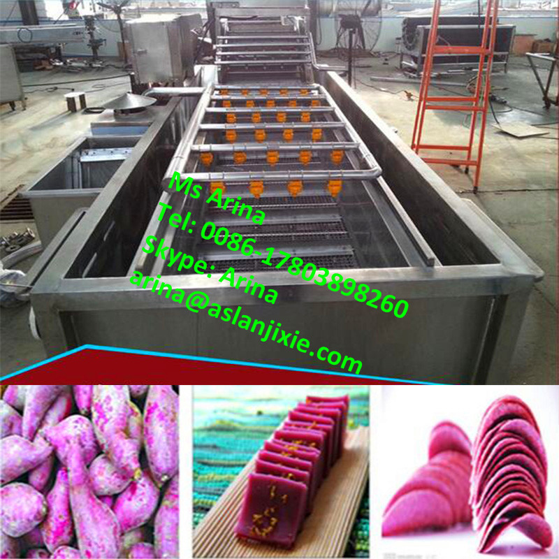 Industrial Purple cabbage cleaner/ Chinese cabbage washing and cleaning machine/ leafy vegetables washing machine