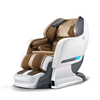 Unique L shape zero gravity reclining massage chair with Bluetooth and Foot roller
