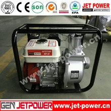 2 inch portable gasoline engine 5.5HP electric water pump set