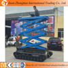 Cheap self propelled scissor lift,tracked scissor lift manufacturer and supplier