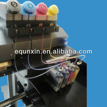 double 4 color bulk ink system for mimaki jv33 (8 cartridges) with arc
