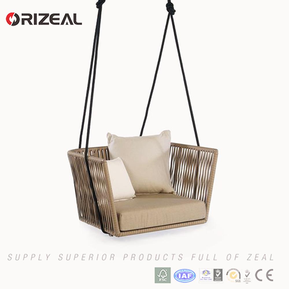 Preisgünstige Gartenmöbel Garten Hängenden Seil Schaukel Stühle
