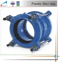 Industry ductile iron fitting weights