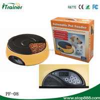 PF-08 2014 Best product low price fashion bird proof dog feeder