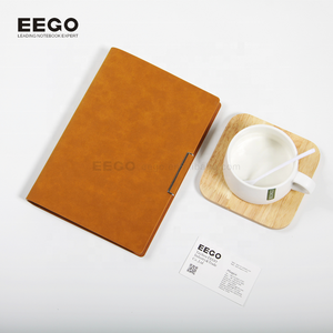 high quality customized notebook 2019 design your own leather suede journals online ladies leather notebooks