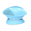 Electric Silicone Facial Brush Cleaner Sonic Face Cleanser Ultrasonic Skin Care Tool Facial Cleaning Massage Washing Machine
