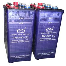 12v 24v 48v nickel iron battery 200ah 500ah 1200ah nife batteries for solar better than saft battery