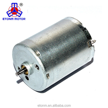 Micro dc electric brush motor for home appliance 3V