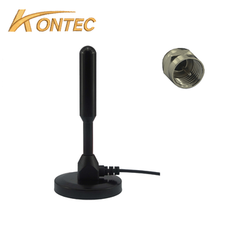 F Male /SMA/IEC/TNC/ROHS/CE/FCC/ISO/TS1694918dBi or 5dBi/car satellite tv antenna