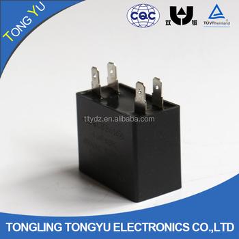 Dual Run Capacitor Ceiling Fan 4 Wire Diagram Capacitor Cbb61 ...
