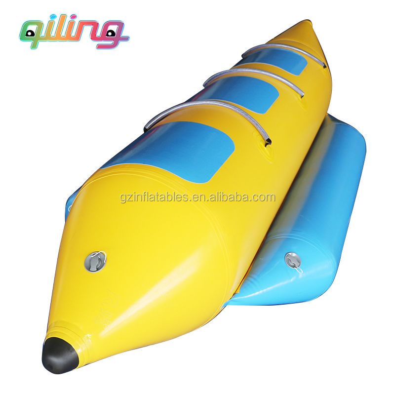 Favoriten aqua 3 person aufblasbare banana boat preis