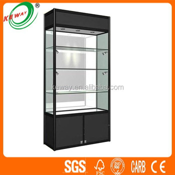 Jewelry Display Cabinets For Sale /new Design Glass Display ...
