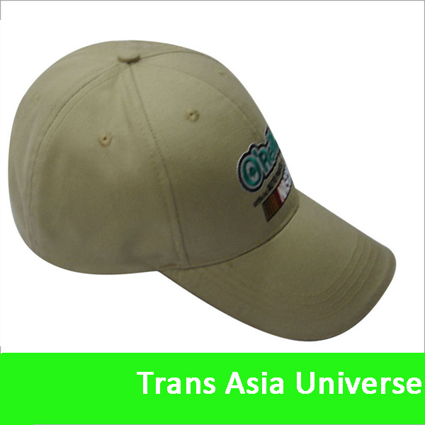 Hot custom made logo custom guangzhou baseball cap factory