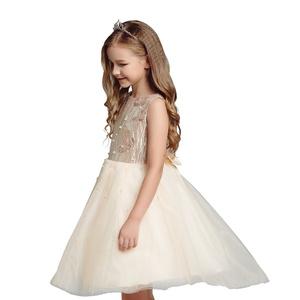 6dd84e0a49 Wholesale-flower-girls-dress-popular-wedding-champagne.jpg_300x300.jpg