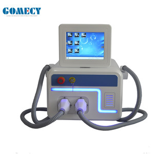 SHR IPL hand piece diode laser unwanted hair removal cream machine price latest invented machine