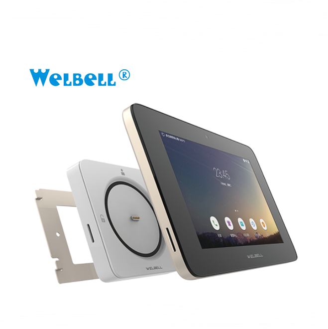 Wifi Video Doorbell Outdoor Unit Video Intercom