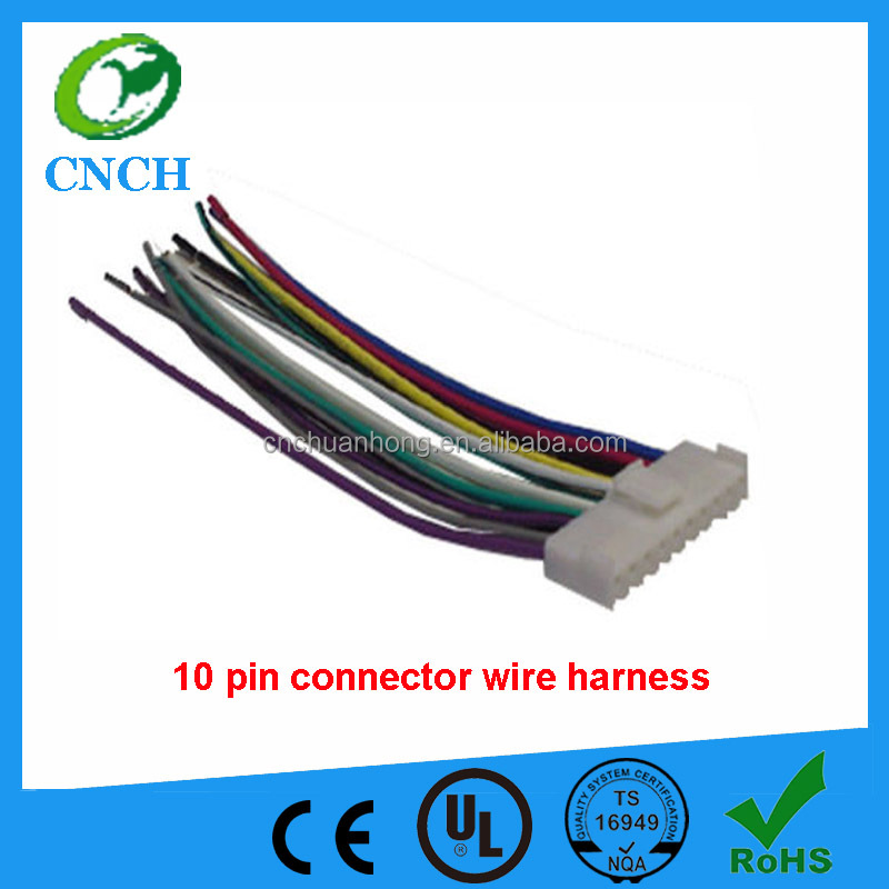 10 Pin Wire Harness - WIRE Center •