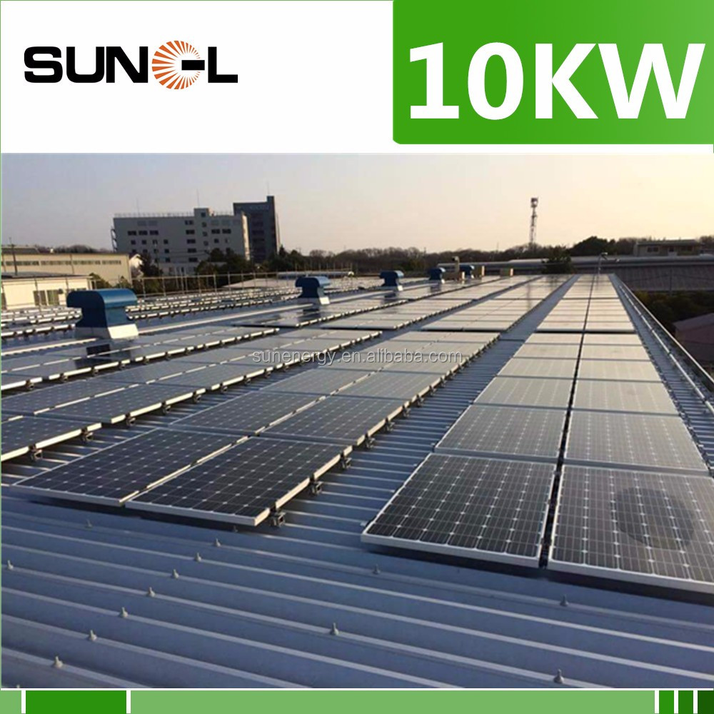 10kw solar system for home office solar power system