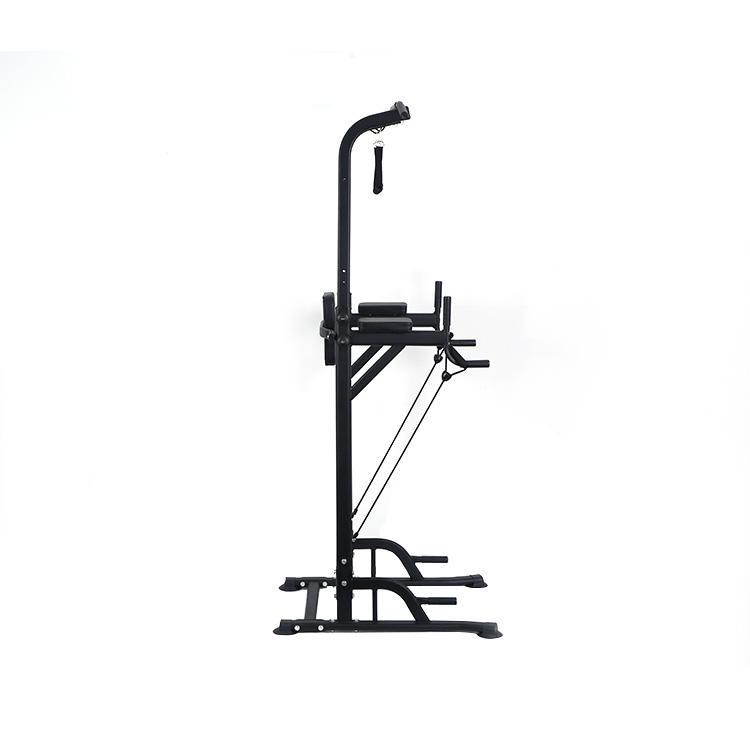 Life Fitness Body Building Regolabile Casa Coperta Chin Up Macchina Torre di Potenza Attrezzature Da Palestra Dip Mento Assist