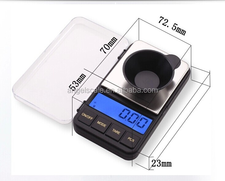 Digital 0.01g x 100g Digital Pocket Jewelry Scale