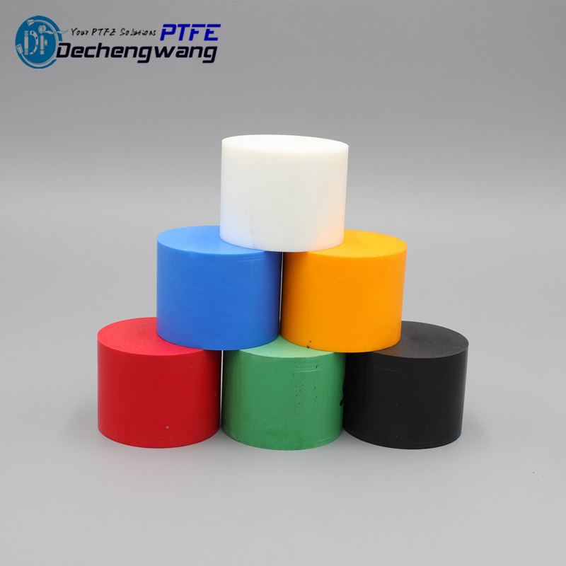 ptfe rod/tube/sheet custom make ptfe parts PTFE