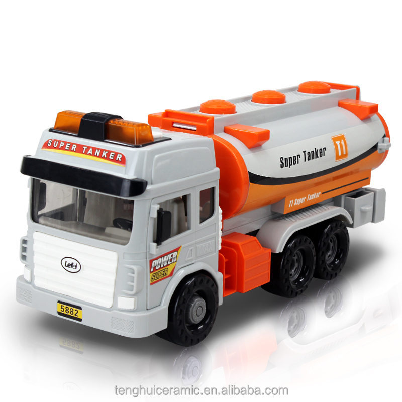 5882 oil container truck toy for advertising promotional super super tanker