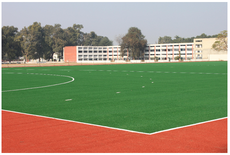 HOCKEY PITCH CONSTRUCTION