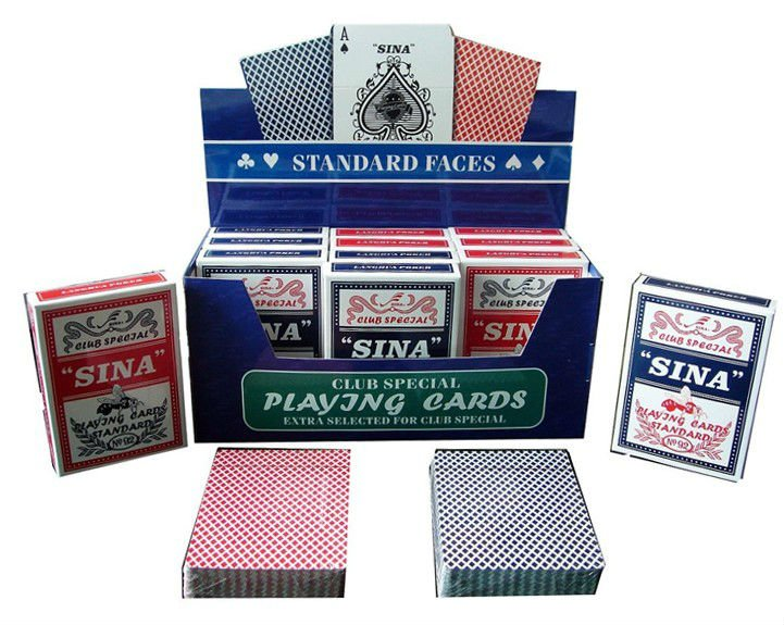 good quality and pro service high-end poker, high end playing cards