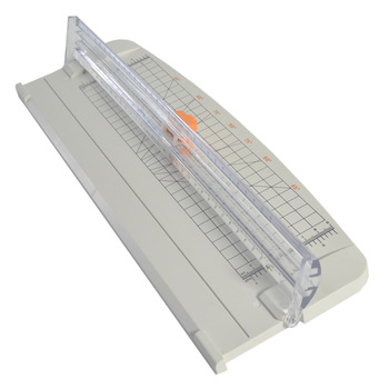A3 A4 Size Business Guillotine Card Cutter Paper Trimmer Manual for Office Use