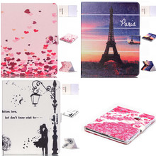 HX Fashion Ultra Thin Magnetic buckle  PU Leather  Case For Apple iPad 2 3 4 Smart Cover  Tablet PC cases For Ipad2 IPad3 ipad4