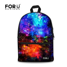 New janpan style star backpack multi-color girls backpack,children school backpacks,travel bags galaxy backpack mochila feminina
