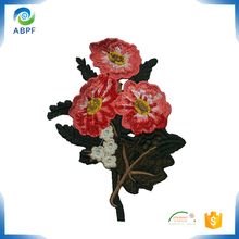 Emboridery artificial flower for clothes flower making