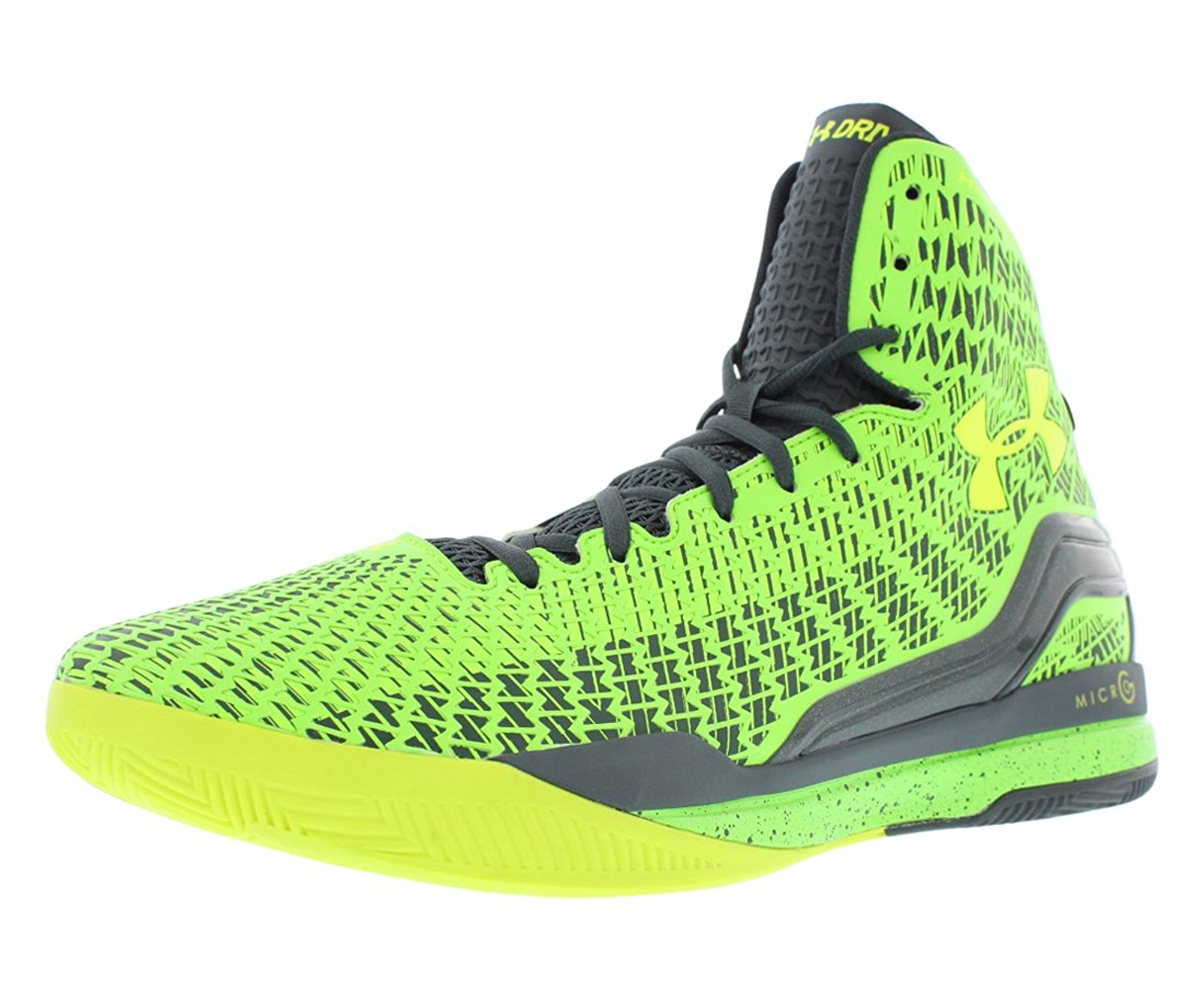 e278f9f1765e Buy Under Armour Micro G Clutchfit Drive Basketball Mens Shoes Size ...