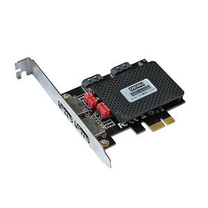 6Gbps PCI express to SATA 3.0 Expansion Controller card pci express to pcmcia