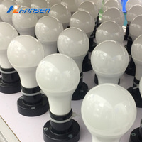 China LED Bulb OEM Factory Price for 5W to 18W energy saving E27 bulbs light