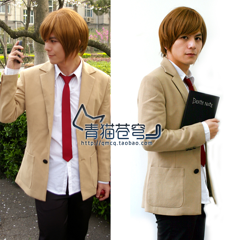 Popular Light Yagami Cosplay-Buy Cheap Light Yagami ...