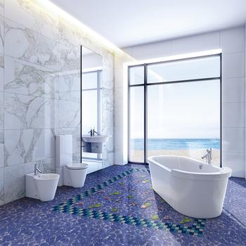Hs2925 3d Tile Designporcelain 3dbathroom 3d Floor Design Buy