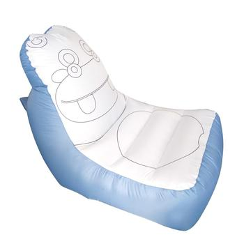 Brilliant Kids Inflatable Air Lounger Sofa Chair Lazy Bed Buy Air Lounge Sofa Bed Self Inflating Inflatable Chair Sofa Air Hammock Product On Alibaba Com Pabps2019 Chair Design Images Pabps2019Com