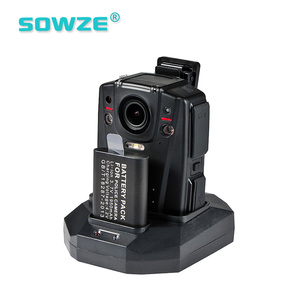 Host Selling WIFI GPS 3G Police Body Worn Camera Live Streaming Small Size